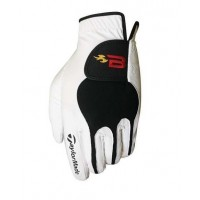 Taylormade Burner Golf Glove - White For Lefty