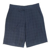 Ashworth Golf Mens Check Golf Shorts