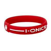 I-ONICS Power Sport Magnetic Band V2.0 Red / White