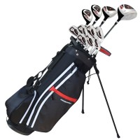 Prosimmon X9 V2 Golf Set with All Graphite Clubs and Bag – Mens Right Hand
