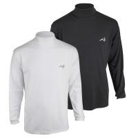 Woodworm Roll Neck Golf Shirt Buy One Get One Free