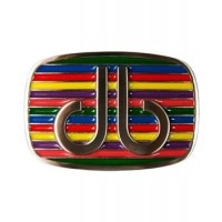 Druh Stripe Buckle Multicoloured