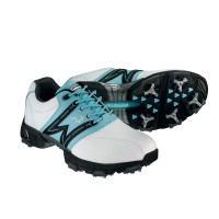 Woodworm Golf Ladies Golf Shoes - Light Blue