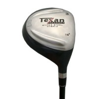 Texan Hyper Steel Fairway Woods